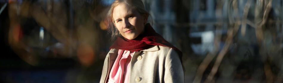 Minda Holm: Om å være kvinne i akademia - og om reaksjonene når hun skriver om det