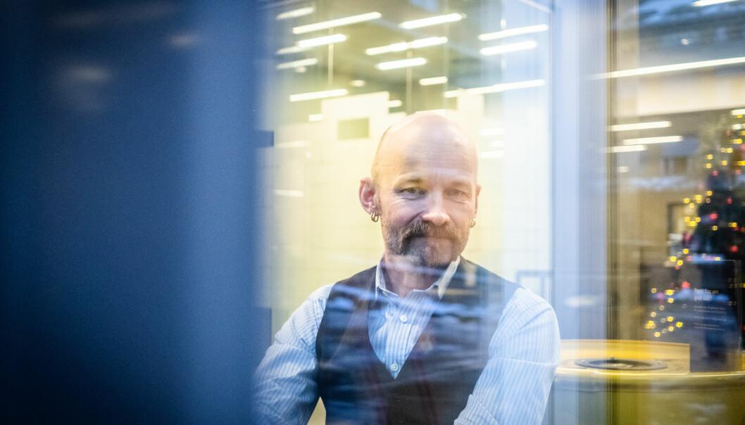 Aksel Tjora, professor i sosiologi ved NTNU, mener en indikatorbesettelse har spredd seg i norsk akademia. Foto: Torkjell Trædal