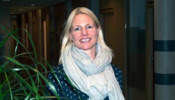Leder av Innoff-nettverket, Ann-Karin Tennås Holmen. Foto: UiS