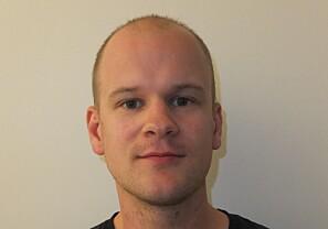 Postdoktor Jonas Nordhaug Myhre er blant forskerne som skal se på det politiske ordskiftet. Foto: Privat / UiT