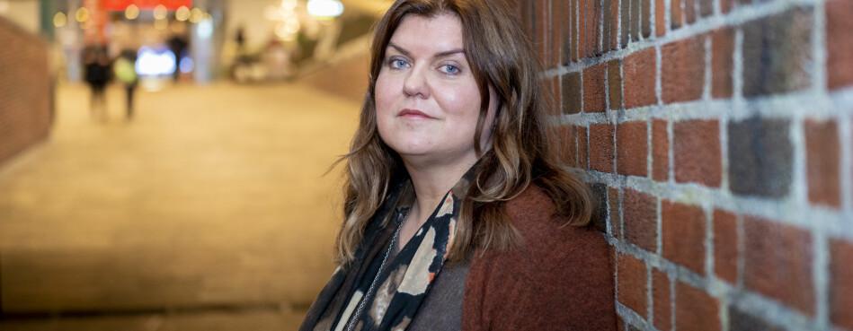 Birthe Eriksen, advokat med doktorgrad i varslingssaker. Foto: Tor Farstad