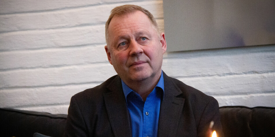 Rolf Birketvedt mener prosjektet som nå får støtte er svært viktig. Foto: Mats Arnesen.