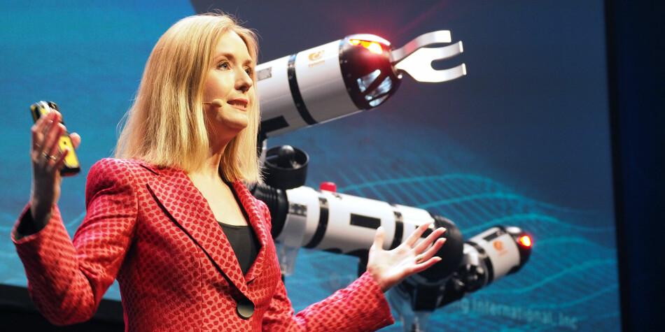 Professor Kristin Ytterstad Pettersen er kun den andre kvinnen som har vunnet Bode-prisen. Foto:Per Henning/NTNU