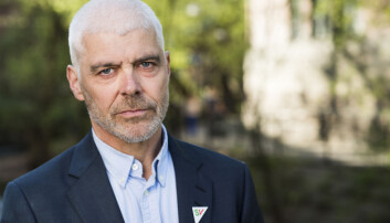 Petter Eide, SV. Foto: SV