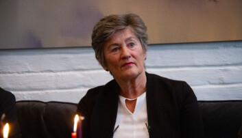 Kari Dyregrov, professor ved Høgskulen på Vestlandet. Foto: Mats Arnesen.