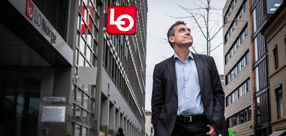 — At det sies at ansatte har medvirkningsplikt, er noe av det som opprører meg mest med faktaundersøkelsene, sier LO-advokat Rune Lium som blant annet har vært involvert i en faktaundersøkelse på NTNU. Foto: Torkjell Trædal