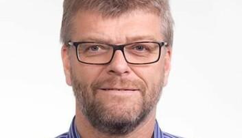 Erik Opsahl er leiar på Institutt X. Foto: NTNU