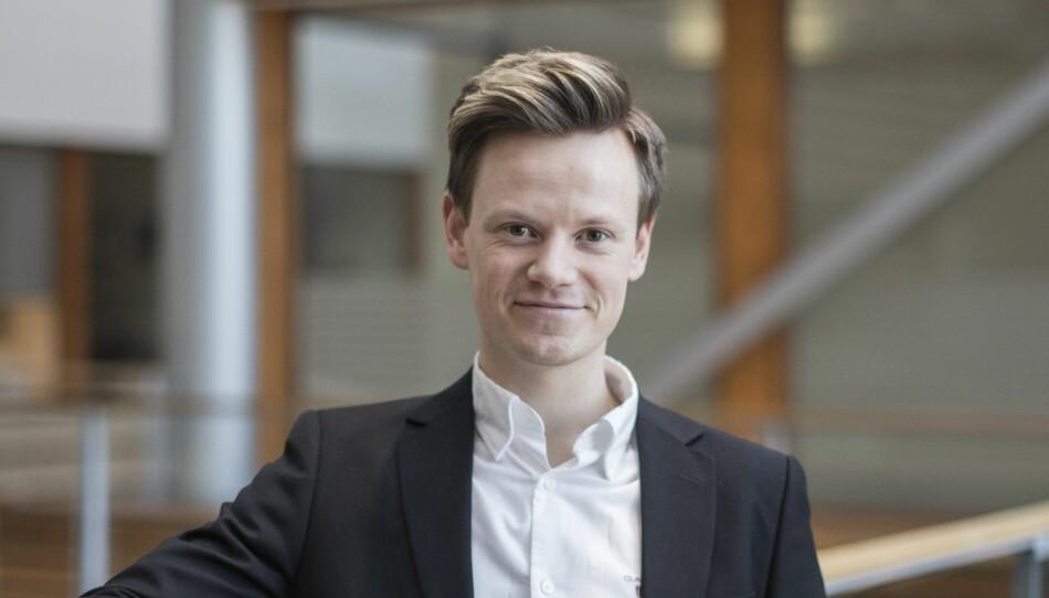 Aleksander Sveen. Foto: SBIO Media