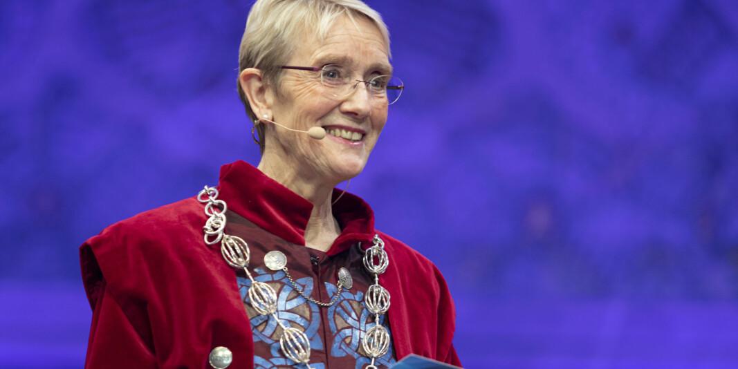 Rektor Anne Borg skal ha inn folk i hele 13 åremålsstillinger i toppledelsen ved NTNU.