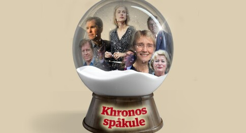 Hva skjer i 2020? Se inn i framtiden og bli med på Khronos spåkonkurranse!