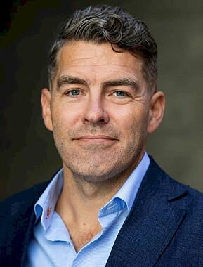 Per Martin Norheim-Martinsen er viserektor for forsking og utvikling ved OsloMet.