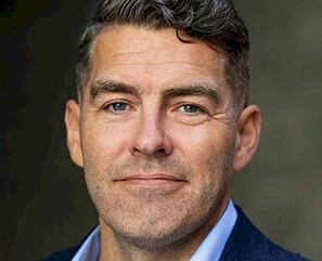 Per Martin Norheim-Martinsen er viserektor for forsking og utvikling ved OsloMet. Foto: OsloMet