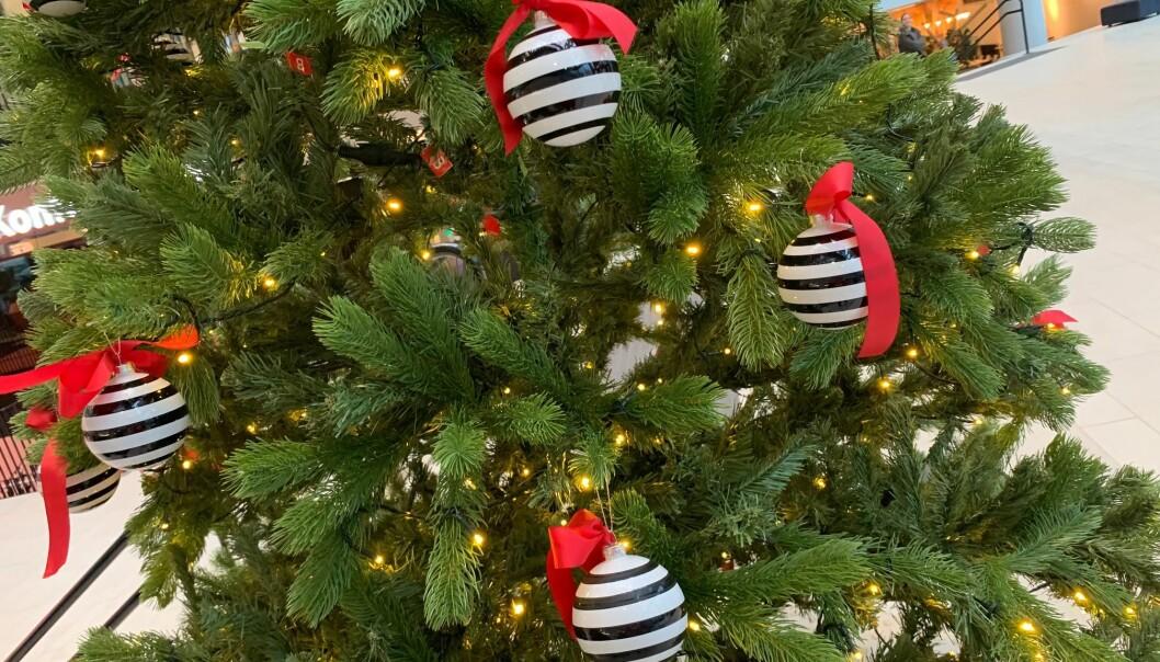 Nå avdøde økonomiprofessor Agnar Sandmo har forklart hva som skjer når man bruker økonomisk teori på julegavene som legges under treet. Foto: Hilde Kristin Strand