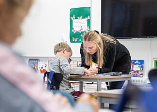 Sprikende lærertall skal sjekkes