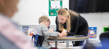 Strykprosenten dobla seg fra vår til høst for lærerstudenter