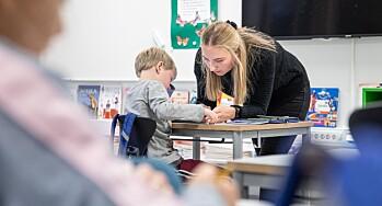 Strykprosent i matematikk doblet i fjor