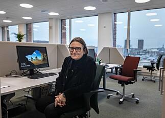 Ragnhild Hennum: Ny dekan gleder seg til åpent landskap