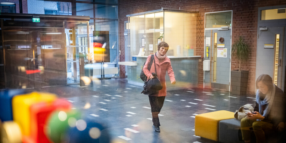 NOKUT bytta ut professor Solveig Østrem i ei sakkunnig komite for et masterprogram ved Høgskulen i Volda. Foto: Torkjell Trædal