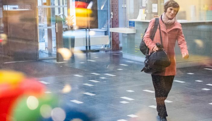 Solveig Østrem har sjølv vorte kritisert etter at ho ytra seg om massetesting av barnehagebarn.