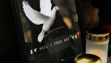 Krisetelefoner merker økt pågang etter Ari Behns bortgang. Foto: Mats Arnesen