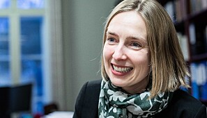 Statsråd Nybø drysser nye millioner over universitetene i Nord for å øke rekrutteringen av kvalifiserte lærere. Foto: Siri Øverland Eriksen