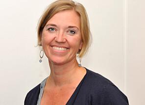 Assisterende direktør i DIKU, Gro Tjore, sier at hun forstår at Bhekis situasjon er vanskelig. Foto: DIKU