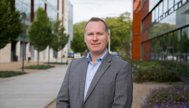 Anders Haugland, administrerende direktør i Vestlandets innovasjonsselskap (VIS). Foto: VIS