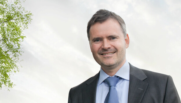 Hans Ivar Robinson, investor og styreleder i ulike bitoteknolgiselskaper som baserer seg på forskning. Foto: Privat/Birk Venture