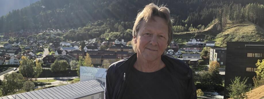 Terje Erik Bjelle, avdelingsdirektør på Høgskulen på Vestlandet.Foto: Tove Lie