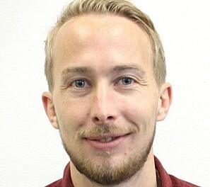André Almås Christiansen. Foto: OsloMet