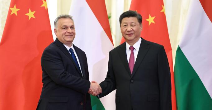 Kinesisk universitet oppretter sin første europeiske campus i Ungarn