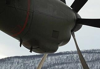 Har ikke hatt planer om å flytte flyskolen fra Bardufoss