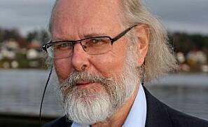 Professor Nils Christian Stenseth. Foto: Eva C. Simensen/UiO