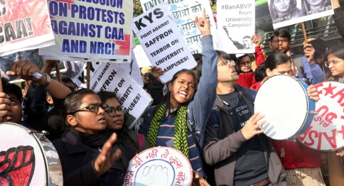 Opprop fra norske forskere: Maner til solidaritet med indiske universiteter