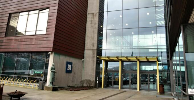 Ny BI-student smitta i Bergen