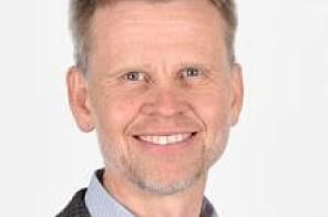 Anders Reitan, avdelingsdirektør i Unit.