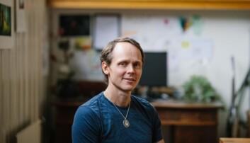 Einar Stoltenberg, instituttleder på Kjeller. Foto: OsloMet