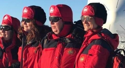 Statssekretær vil ha meir forsking på Antarktis