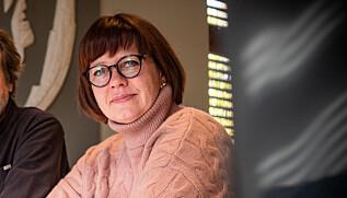 Birgitte Ellefsen, førsteamanuensis og historiker ved Politihøgskolen. Foto: Torkjell Trædal