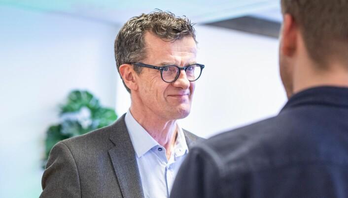 — Vi må tillate en debatt om internasjonalisering, sier rektor ved Universitetet i Stavanger, Klaus Mohn.