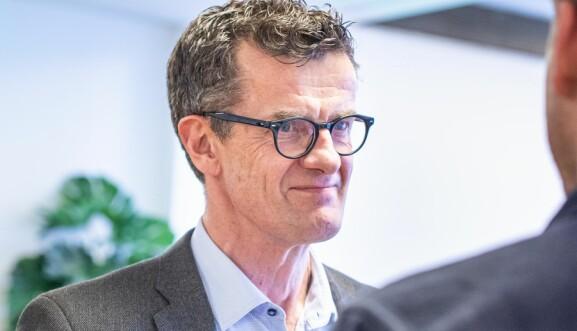Rektor Klaus Mohn meiner det er avgjerande å redusere delen mellombels tilsette for å nå strategiske mål.