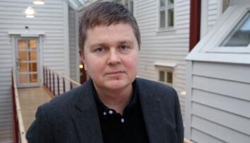 Hein Berdinesen fryktar at kombinasjonen av fleire ulike endringar i sektoren til slutt vil få konsekvensar. Foto: Joar Hystad