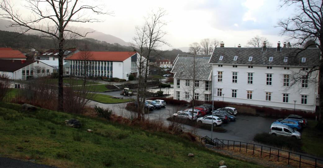 Høgskulen på Vestlandet sit campusutviklingsprosjekt hadde «kick off» på Rommetveit på Stord like før sommaren. På Stord blir havet og industrien sentrale faktorar i jobben med å utvikla campusen.