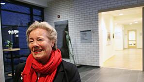 Prorektor Liv Reidun Grimstvedt var Høgskulen Stord/Haugesund sin siste rektor før fusjonen i 2017. No er ho prorektor for samhandling ved Høgskulen på Vestlandet. Foto: Joar Hystad