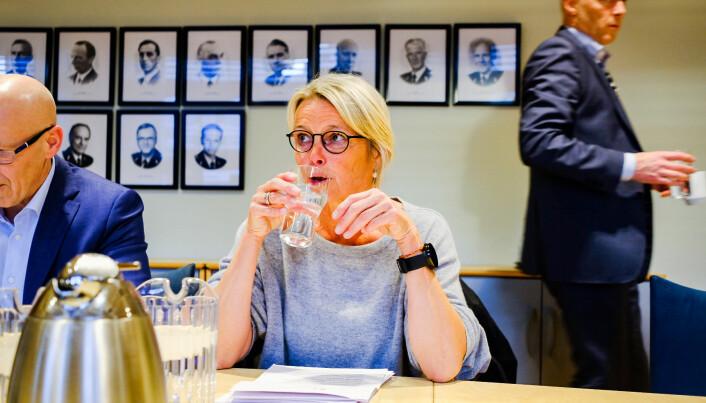 Kari Toverud Jensen. Foto: Torkjell Trædal