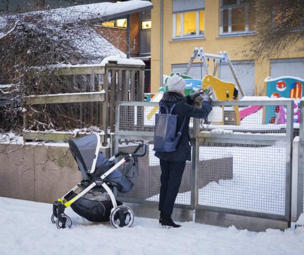 Kun 57 prosent av norske studenter ønsker seg barn