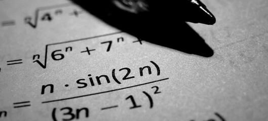 Nord universitet tilbyr spesialkurs i matematikk