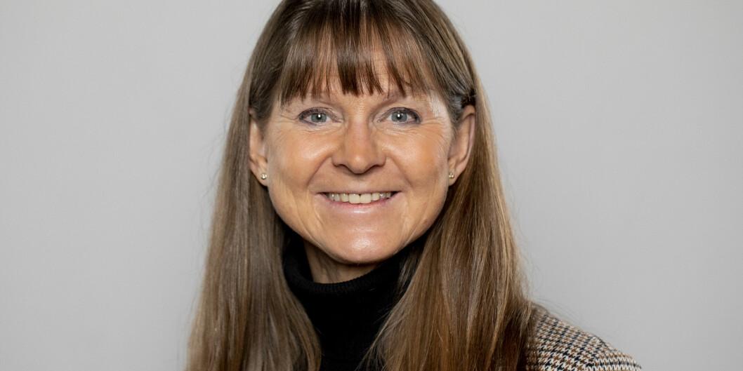 Hilde Torvanger er ny kommunikasjons- og markedsdirektør ved NMBU. Foto: NMBU