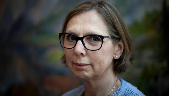Instituttleder ved OsloMet, Marit Kirkevold, ønsker flere undervisere med fersk klinisk erfaring.