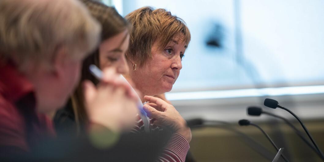 Styrerepresentant for de vitenskapelig ansatte, Kristin Melum Eide, ble opprørt etter å ha lest styrepapirene til torsdagens møte.